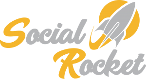 The Social Rocket logo