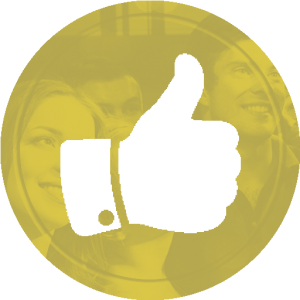 An icon for easy service